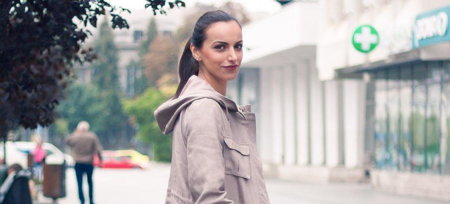 Jacheta parka – perfectă pentru zilele reci