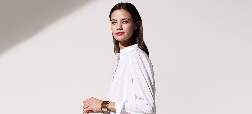 5 cămăși albe atipice din magazinele online