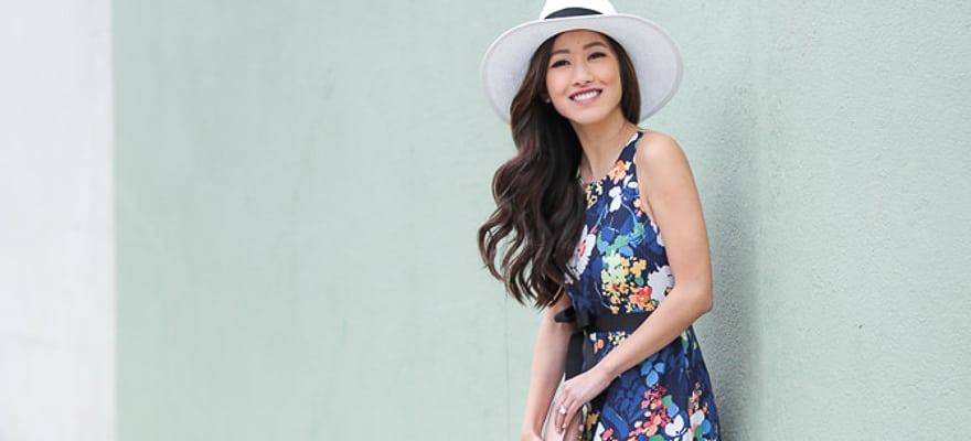11 modele de rochii cu imprimeuri florale