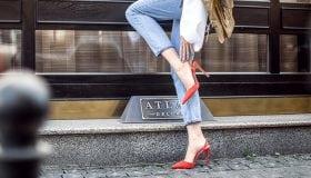 9 modele de pantofi decupaţi la spate